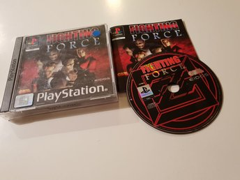 FIGHTING FORCE PS1 BEG