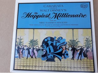 The Happiest millionaire Vista 4030 ( Vinyl )