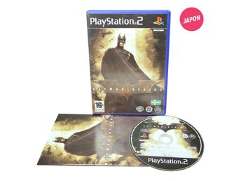 Batman Begins (EUR / PS2)
