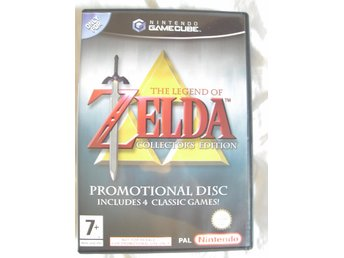 The Legend of Zelda Collector's Edition - Nintendo Gamecube