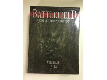 BATTLEFIELD - Collector´s edition - Volume 13-18