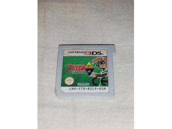 The Legend Of Zelda A Link Between Worlds Nintendo 3ds