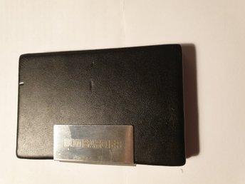 etui för kreditkort