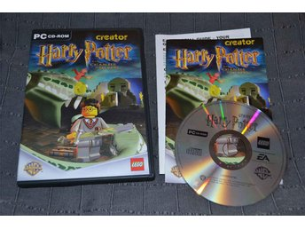 Creator: Harry Potter and The Chamber of Secrets Lego PC Komplett Nyskick