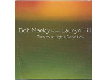BOB MARLEY FEAT LAURY HILL -TURN YOUR LIGHT CD MAXI/SINGLE )