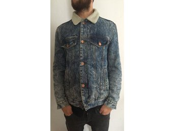 Höst/vår/vinter jeans jacka. M - Borås - Höst/vår/vinter jeans jacka. M - Borås