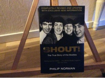 Beatles bok Shout