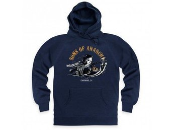 Official Sons of Anarchy - SOA 1967 Hoodie SMALL - Klaukkala - Official Sons of Anarchy - SOA 1967 Hoodie SMALL - Klaukkala
