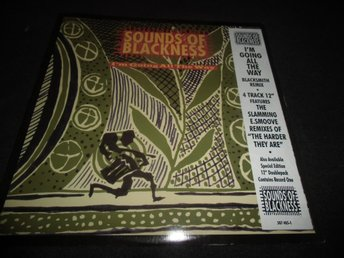 Sounds Of Blackness - The harder they are... -12-1994- House