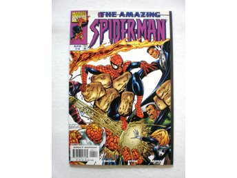 US Marvel - Amazing Spiderman vol 2 # 4 - NM/M