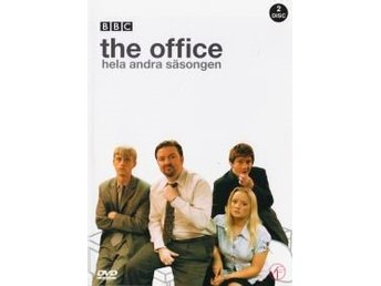 Office: Säsong 2 (2 Disc) (Beg)