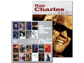 Charles Ray: Live at Montreux 1997 (DVD)