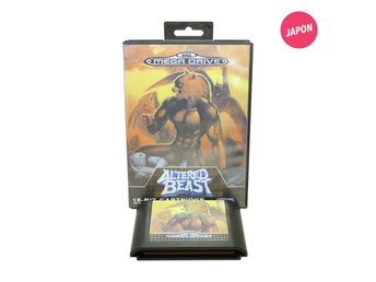 Altered Beast (EUR / MD)