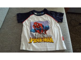 T-shirt stl 92 Spiderman från The amazing Spiderman Marvel.