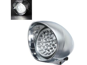 6 3/4inch Motorcycle Chrome Headlight for Harley Davidson...