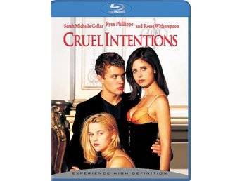 Cruel Intensions BD Blu-Ray 1999 Reese Witherspoon Sarah Michelle Gellar