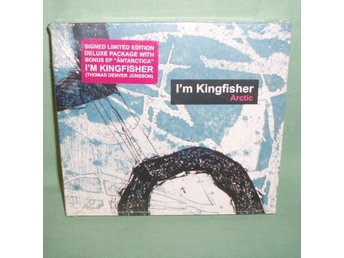 I'M KINGFISHER - Arctic , LIMITED EDITION CD 2011 , ,