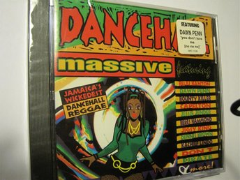 Dancehall Massive CD ny inplastad 1993