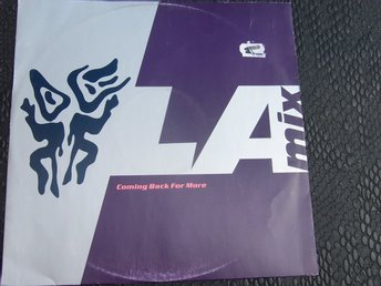 "LA MIX - COMING BACK FOR MORE 12"" 1990"