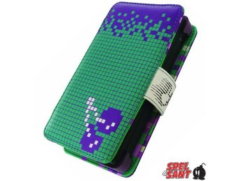 Joystick Junkies DSi Play Case Green Cherry