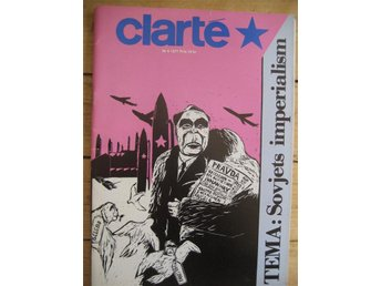 Clarté  1977 Nr 6 Tema Sovjets imperialism