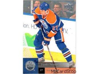 2009-2010 Upper Deck #446, Dustin Penner, Edmonton Oilers - Linköping - 2009-2010 Upper Deck #446, Dustin Penner, Edmonton Oilers - Linköping