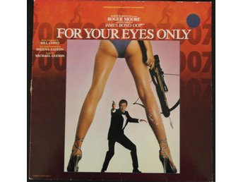 BILL CONTI - For Your Eyes Only