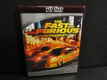 THE FAST AND THE FURIOUS - TOKYO DRIFT (HD DVD)