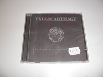 Fall Of Carthage - The Longed-For Reckoning - Inplastad