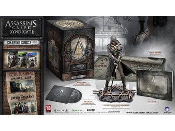 Assassins Creed Syndicate Charing Cross Collectors Edition PS4 NYTT o INPLASTAT - Nynäshamn - Assassins Creed Syndicate Charing Cross Collectors Edition PS4 NYTT o INPLASTAT - Nynäshamn
