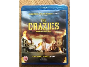 The Crazies (blu-ray) NY!