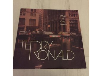 "TERRY RONALD - WHAT THE CHILD NEEDS. (MVG 12"")"