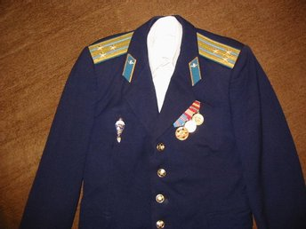 Form  Colonel Airborne Forces of the USSR 70-80s