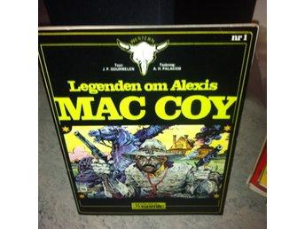 LEGENDEN OM ALEXIS MAC COY - Umeå - LEGENDEN OM ALEXIS MAC COY - Umeå