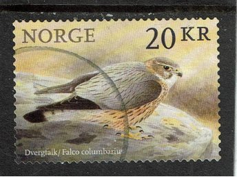 Norge 2017  Birds of Prey 20 kr