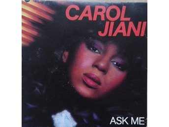 "Carol Jiani title* Ask Me* Electronic, Disco 7"" France"