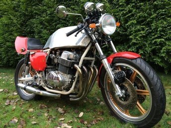 Honda Seeley 750cc (830cc) Mint Condition Cb Caferacer Streetbike
