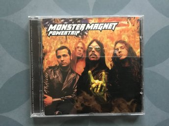 Monster Magnet Powertrip CD