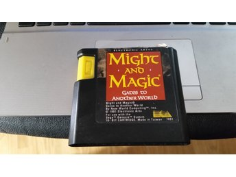 "Might And Magic : Gates To Another World ""Mega Drive"""