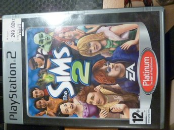 PS2 spel The sims 2