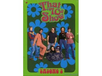 That 70's show - Säsong 3 (4-disc)
