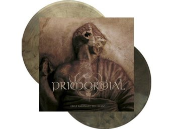 Primordial -Exile Amongst The Ruins dlp gray-brown ltd 700 c