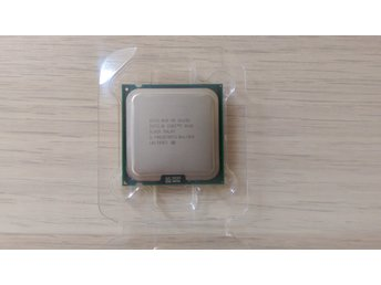 Intel® Core™2 Quad Processor Q6600 2.4Ghz, 8MB Cache, Stepping G0, Fint skick