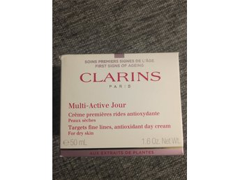 CLARINS Paris Multi Active Jour for dry skin Torr hy
