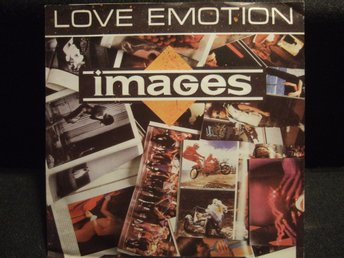 45 - IMAGES. Love Emotion/Instr. 1986