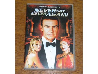 DVD - Never Say Never Again
