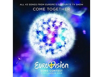 Eurovision Song Contest Stockholm 2016 (2 CD)