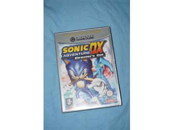 Sonic Adventure DX GameCube