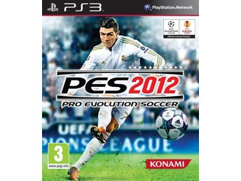 SPEL Playstation 3 PS3 - SPELPS3 - Fotboll PES 2012