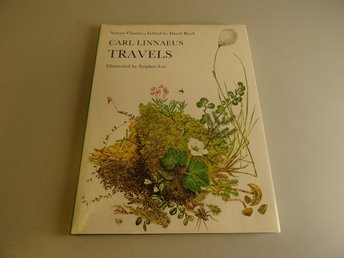 Carl Linnaeus travels